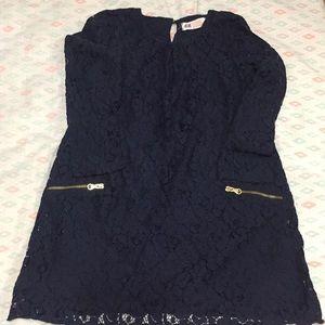 H&M girls dress shirt